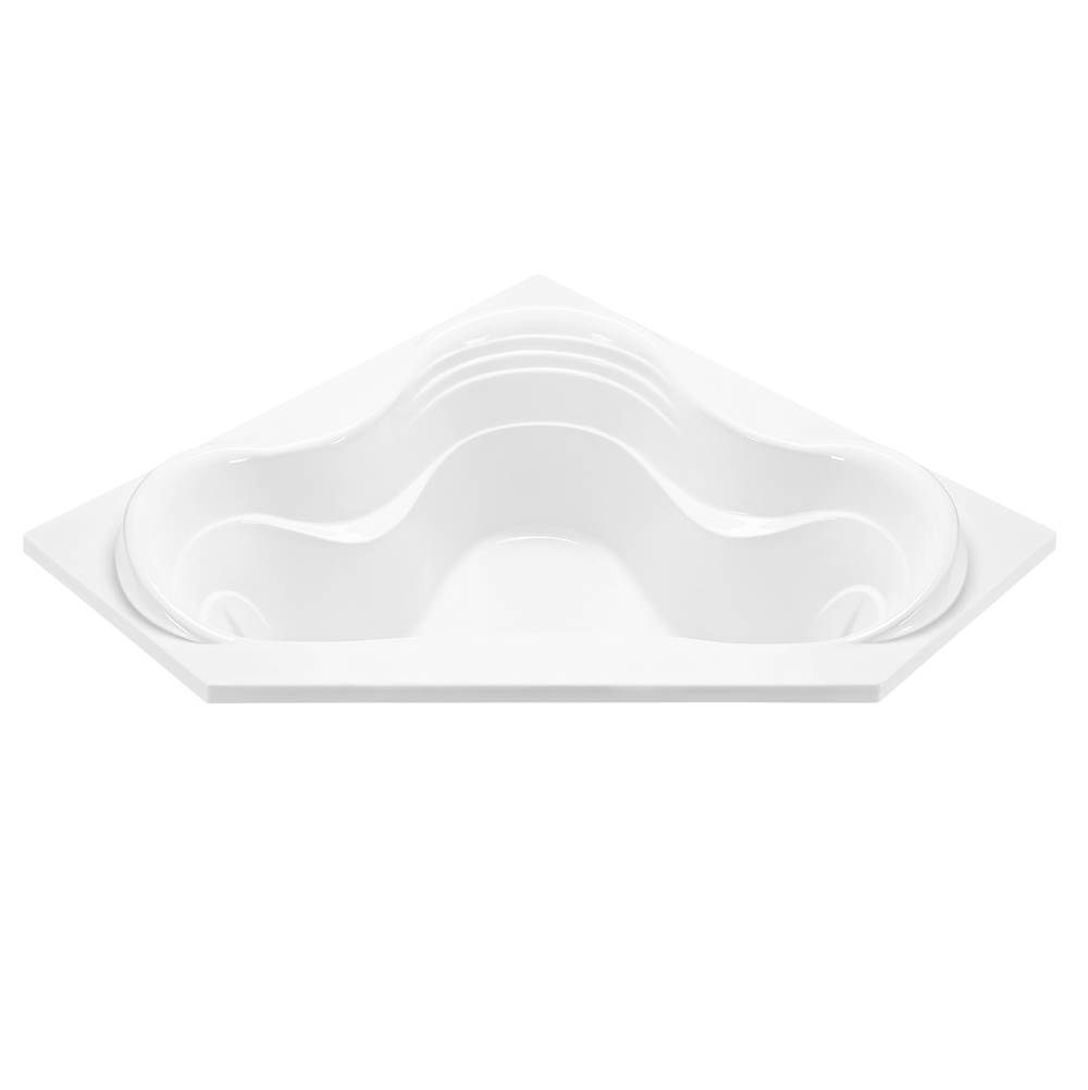 MTI Baths Drop In Air Bathtubs item AE36-WH