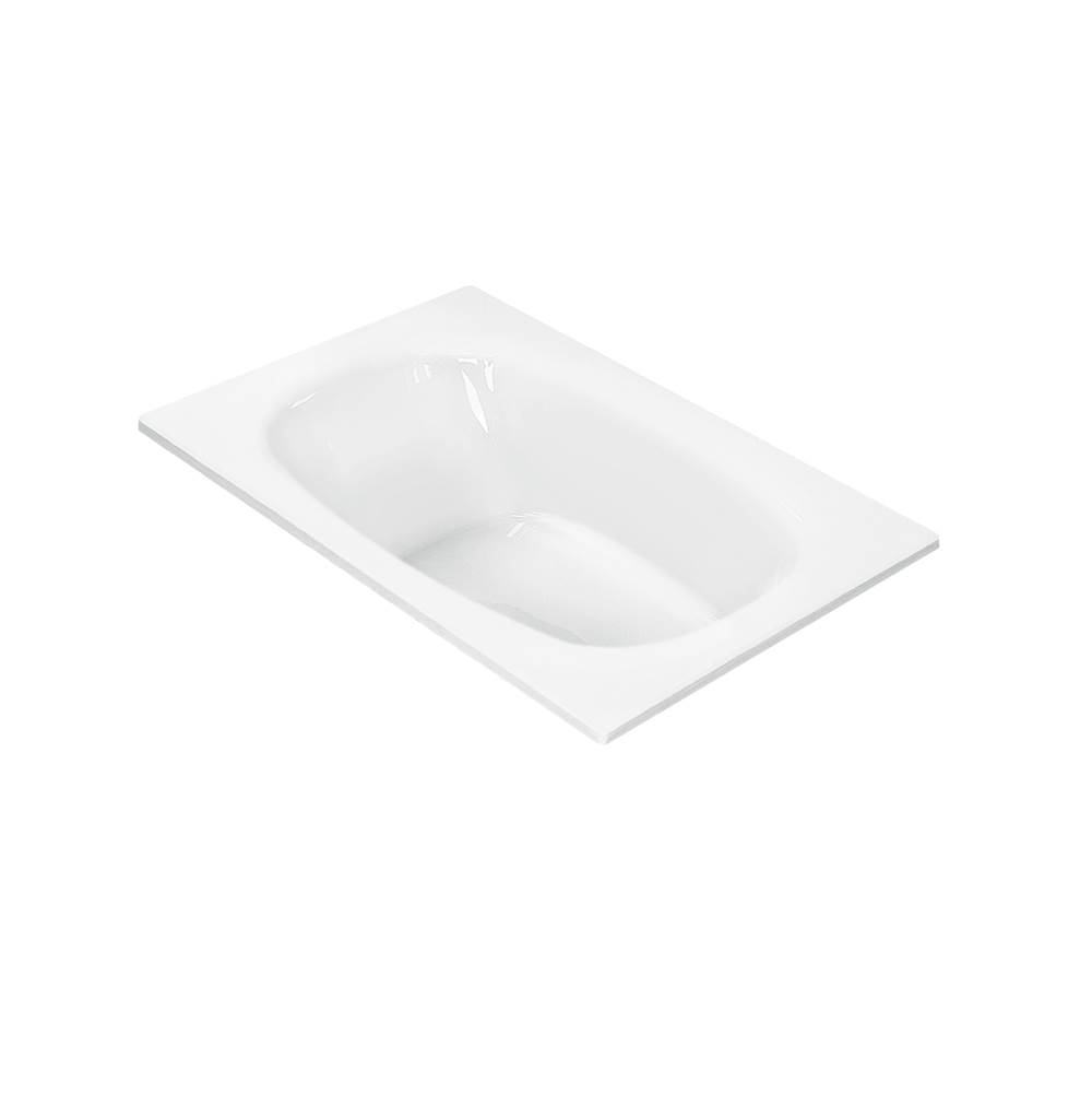 MTI Baths Drop In Whirlpool Bathtubs item P4U-WH