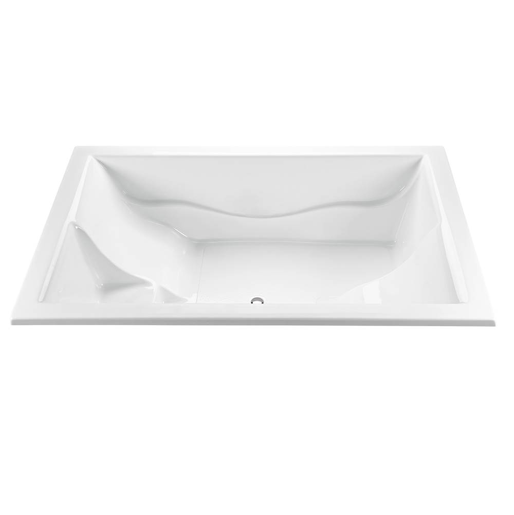 MTI Baths Drop In Whirlpool Bathtubs item P42-WH