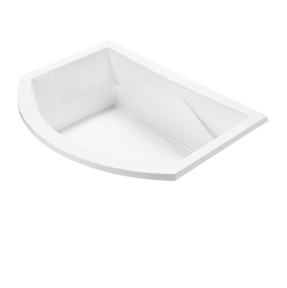 MTI Baths Drop In Soaking Tubs item S43-WH