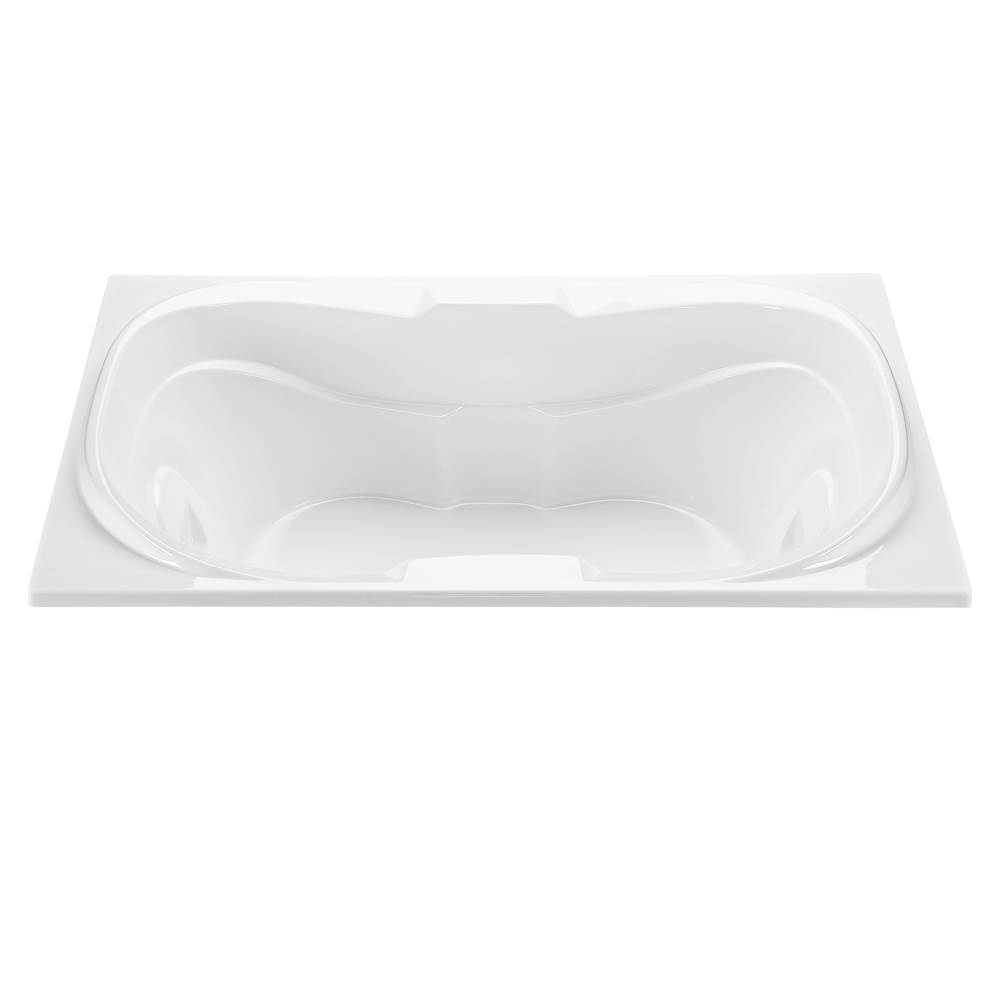 MTI Baths Drop In Whirlpool Bathtubs item P44U-AL