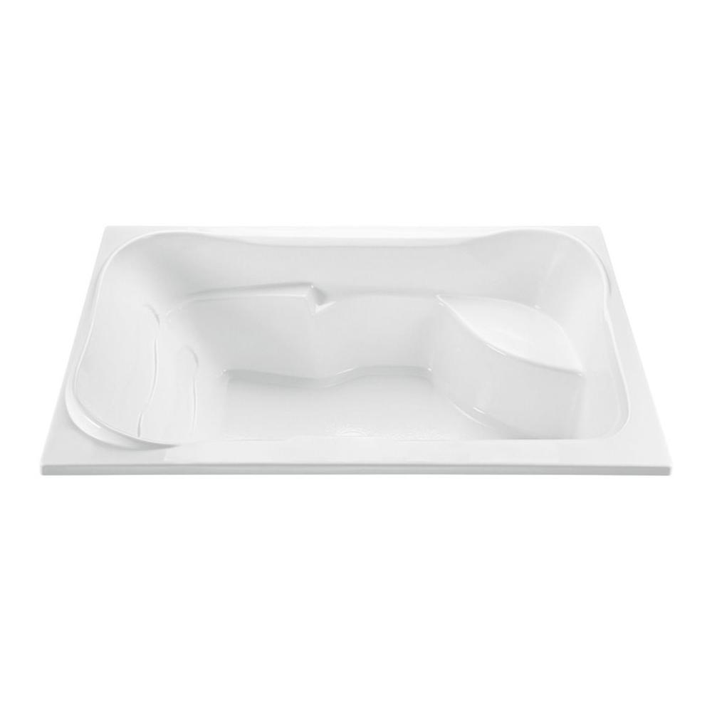 MTI Baths Drop In Soaking Tubs item S47-WH