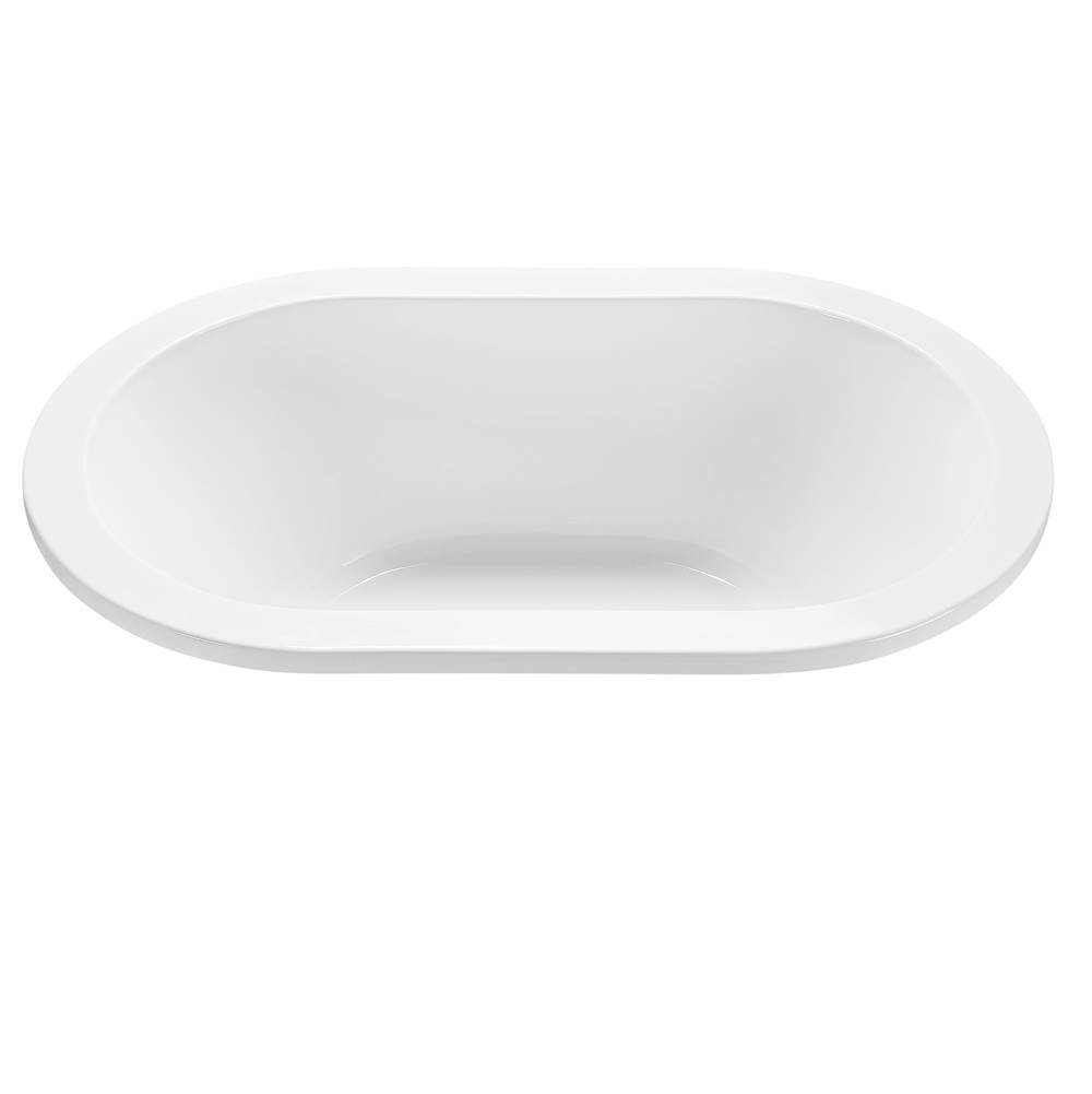 MTI Baths Undermount Air Bathtubs item AST56-AL-UM