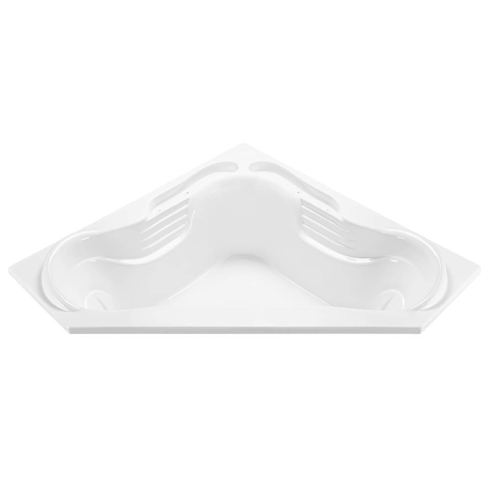 MTI Baths Drop In Soaking Tubs item S60-WH