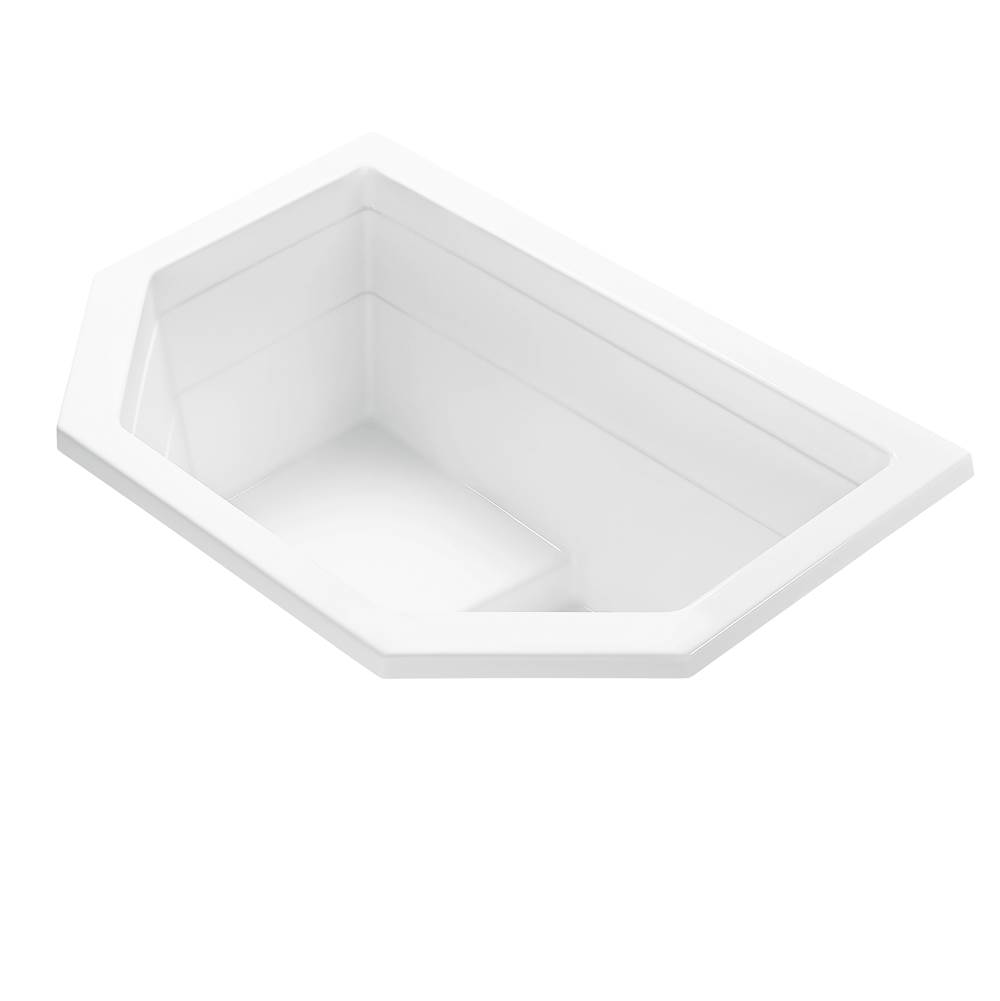 MTI Baths Undermount Air Bathtubs item AE65-AL-UM