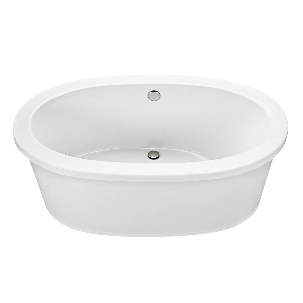 MTI Baths Free Standing Soaking Tubs item S75-WH