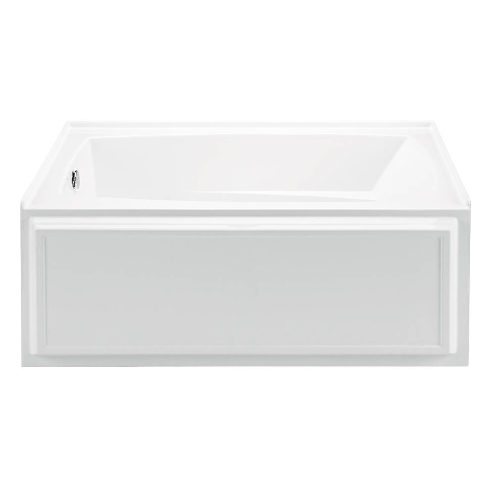 MTI Baths Three Wall Alcove Whirlpool Bathtubs item P80-AL-LH