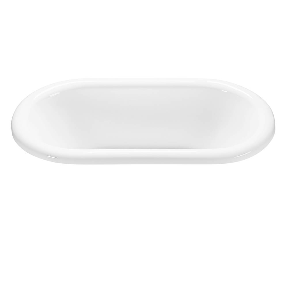 MTI Baths Drop In Soaking Tubs item S87-WH