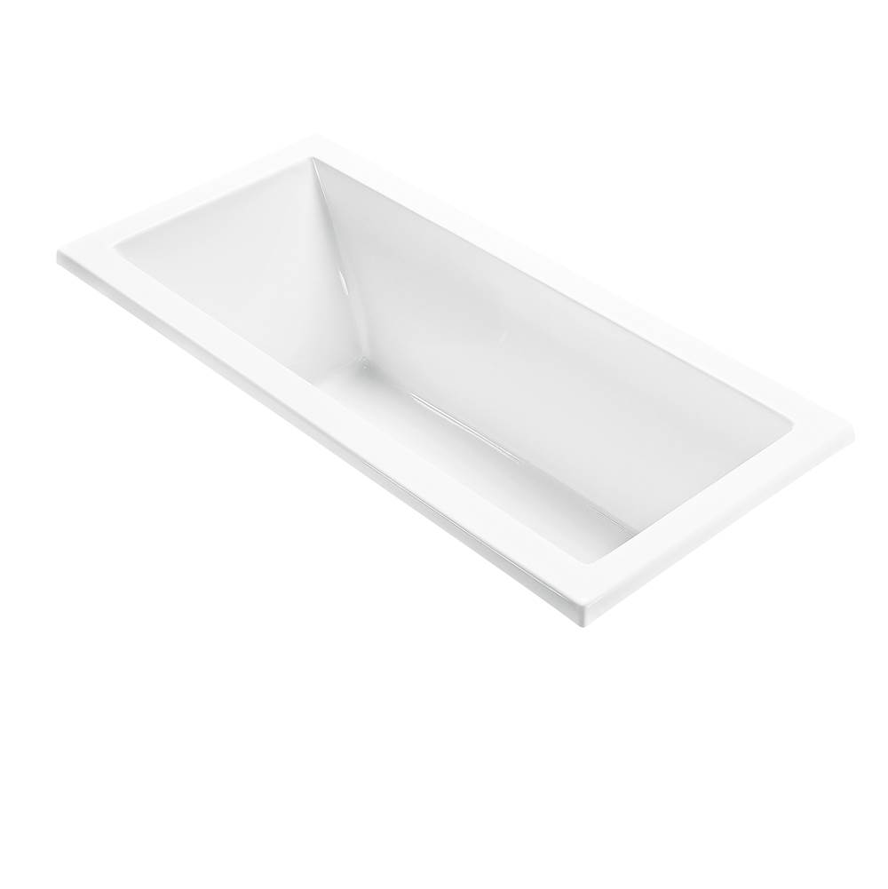 MTI Baths Undermount Whirlpool Bathtubs item P91-WH-UM