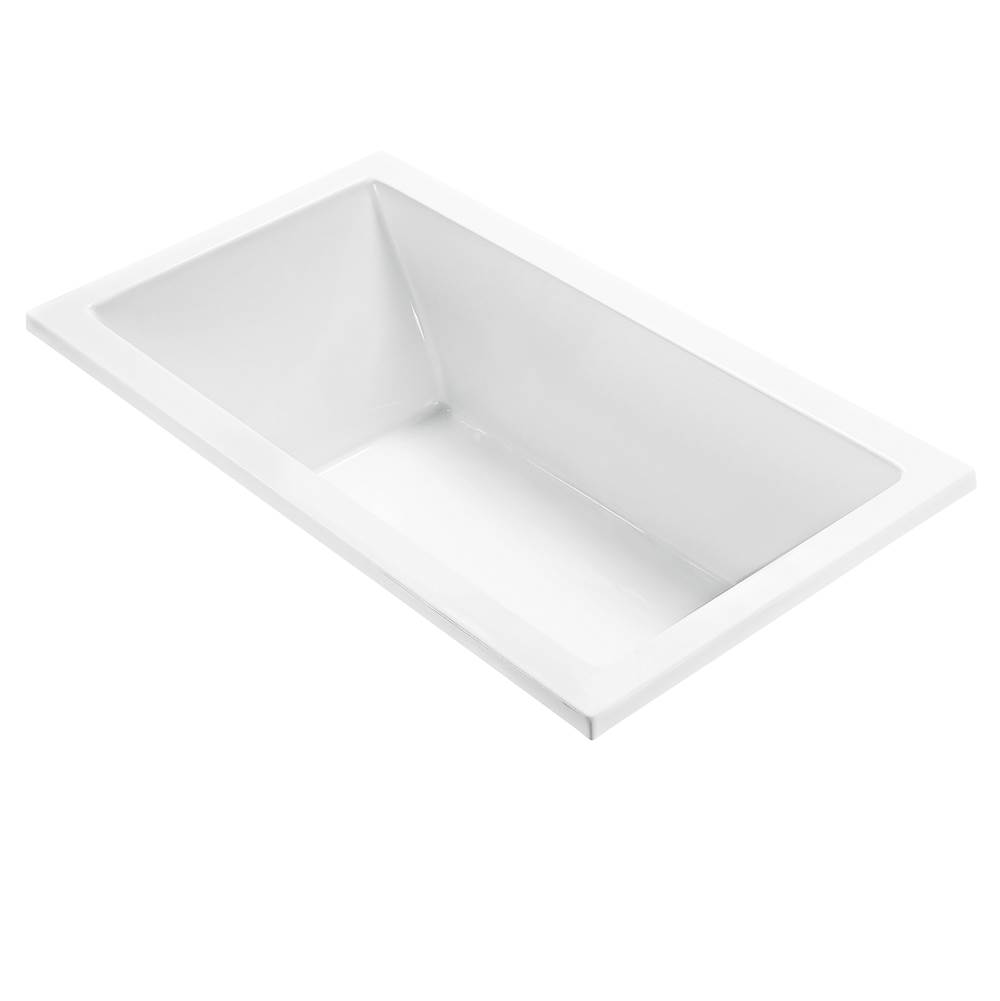 MTI Baths Undermount Air Bathtubs item AE95-AL-UM