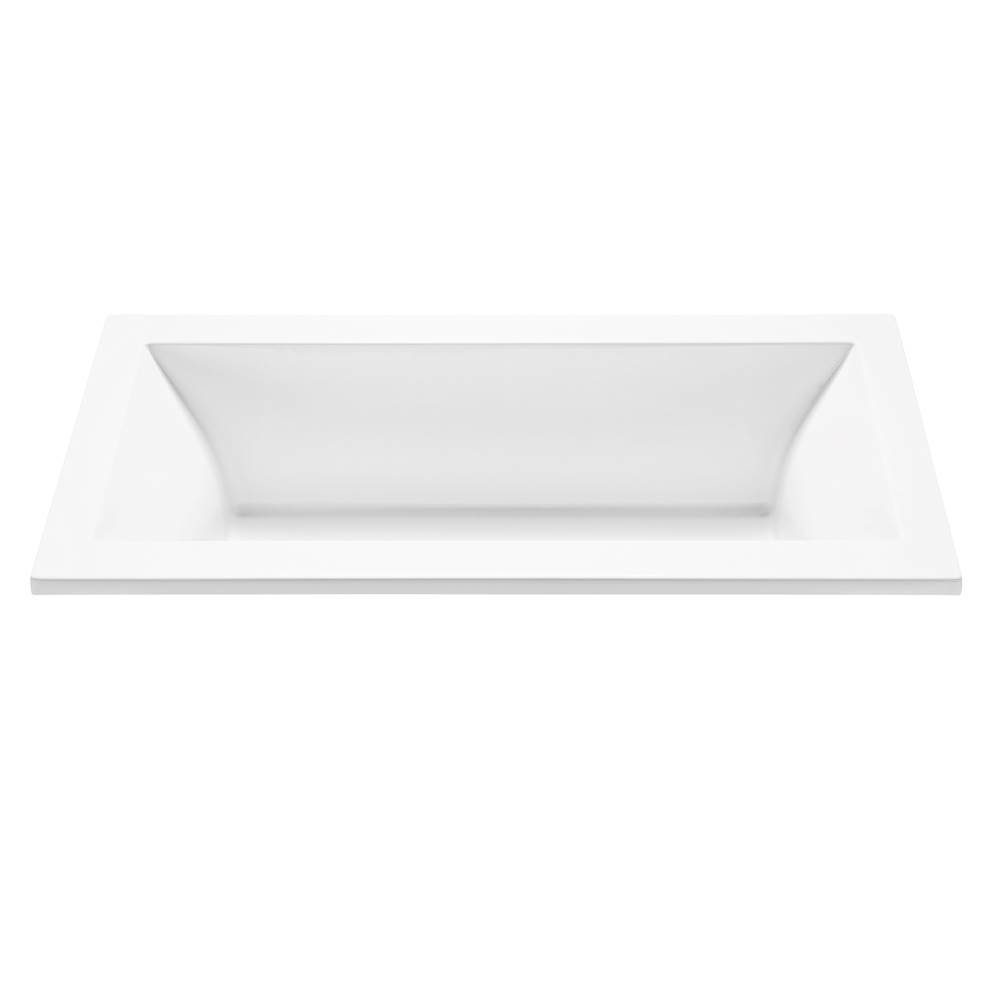 MTI Baths Undermount Air Bathtubs item AST98-BI-UM