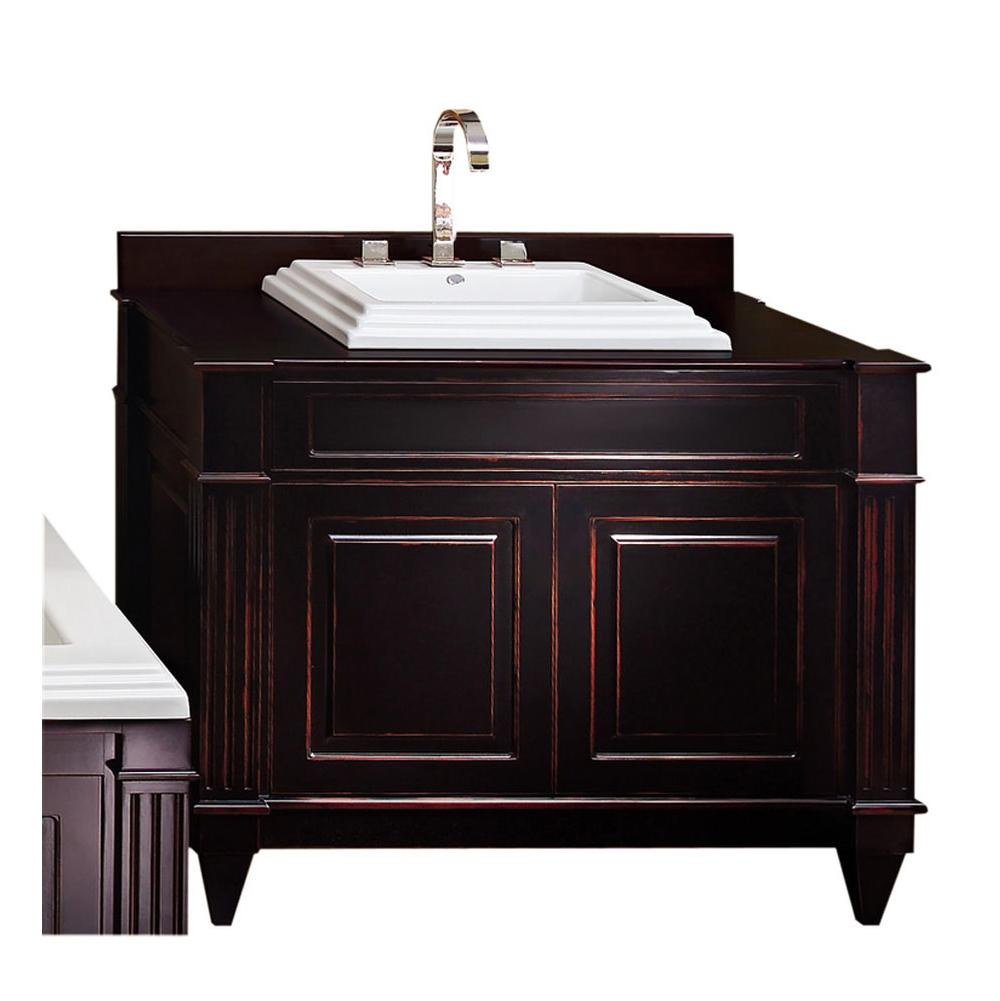 MTI Baths Floor Mount Vanities item FNVT24NT