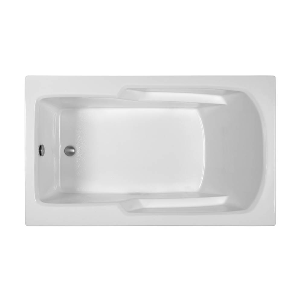 MTI Baths Drop In Whirlpool Bathtubs item MBWRR6036E20-BI