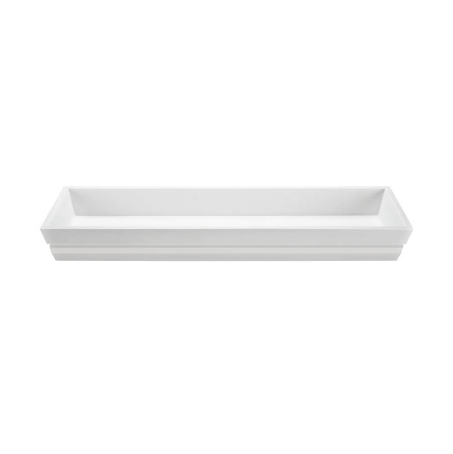 MTI Baths Vanity Tops Vanities item MTCS733-WH-MT