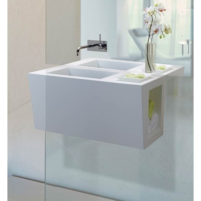 Mti Baths Bathroom Sinks Item Vswm3015 Bi Gl