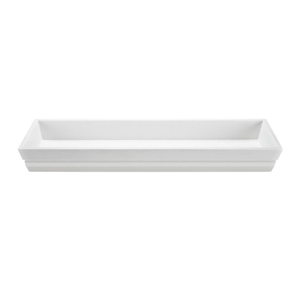 MTI Baths Vanity Tops Vanities item MTCS733-BI-MT