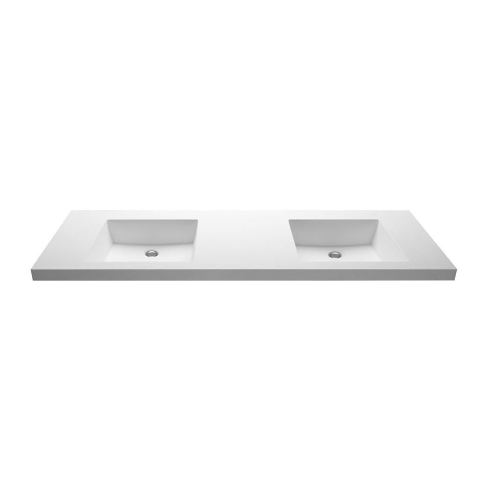 MTI Baths Vanity Tops Vanities item MTCS800D601BGL