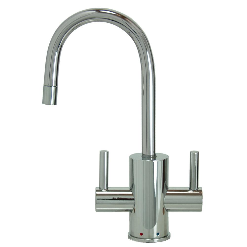 Mountain Plumbing MT1841-NL/PVDPN at Kitchens and Baths by Briggs ...