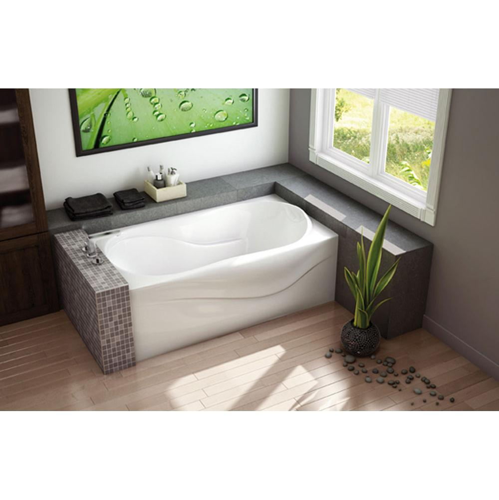 Maax Three Wall Alcove Soaking Tubs item 102940-R-055-007