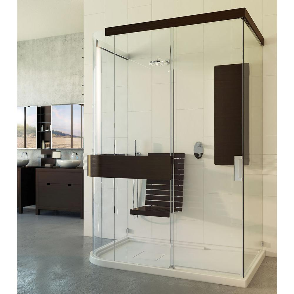 Maax Showers Shower Bases White White | Kitchens and Baths by Briggs ...