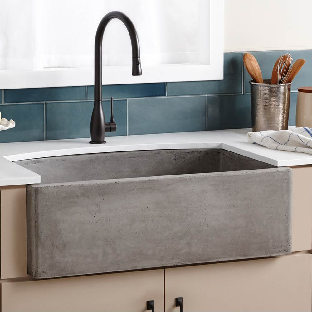 Native Trails Farmhouse Kitchen Sinks item NSKQ3320-A