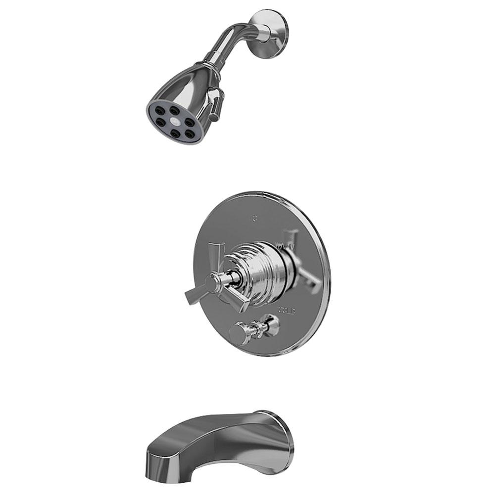 Newport Brass  Tub And Shower Faucets item 3-1602BP/VB