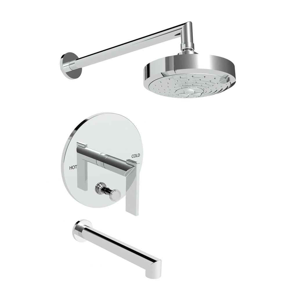 Newport Brass  Tub And Shower Faucets item 3-2492BP/26