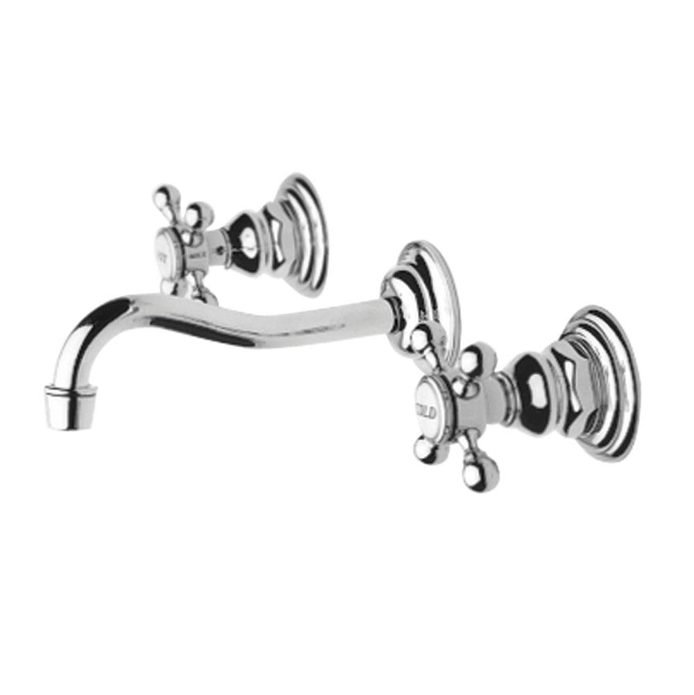Bathroom Sink Faucets Wall Mounted | Kitchens and Baths by Briggs ...