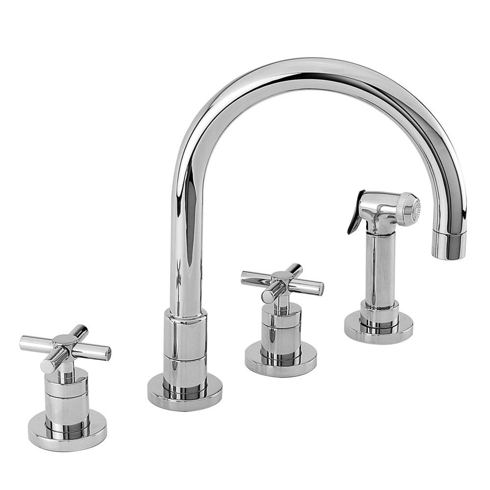 Newport Brass Deck Mount Kitchen Faucets item 9911/04