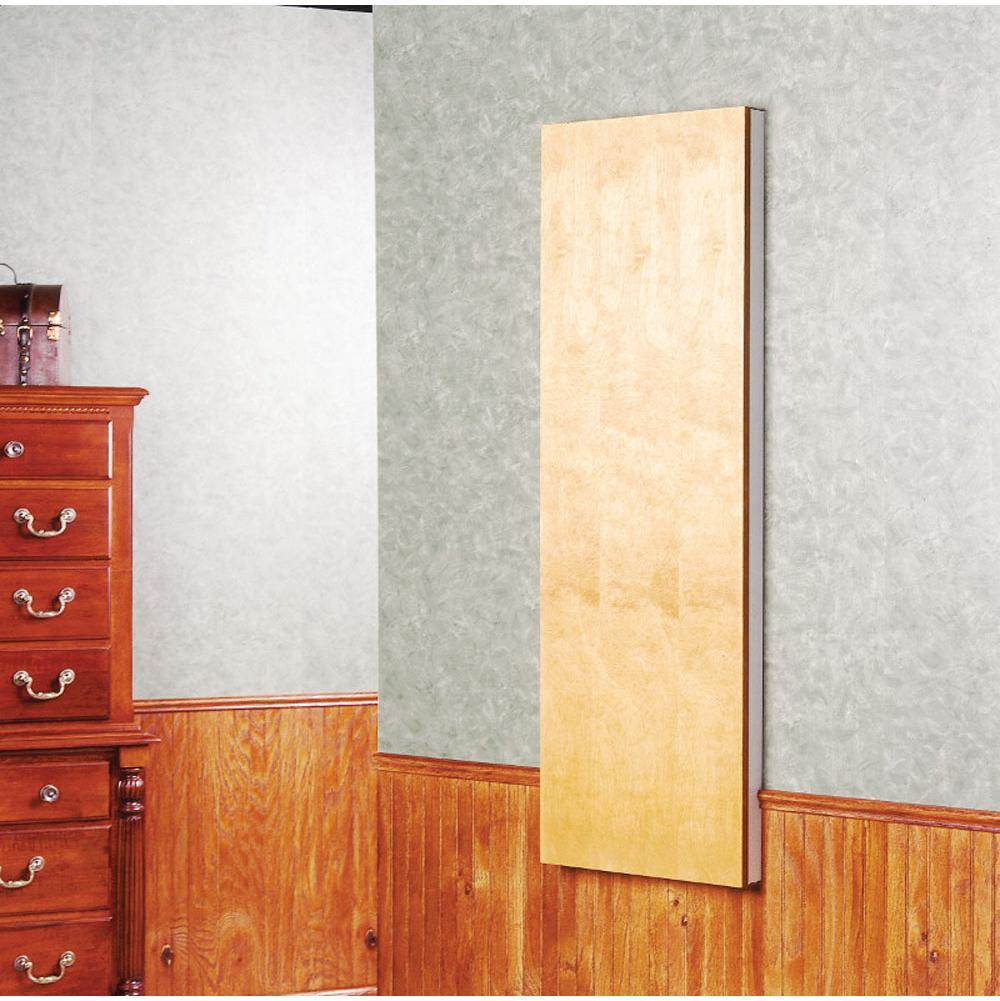 Broan Nutone Avdofpn Custom Door Birch Flat Panel Unfinished