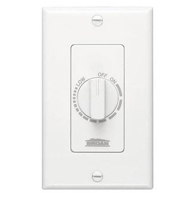 Broan Nutone Controls Bath Exhaust Fans item P57W