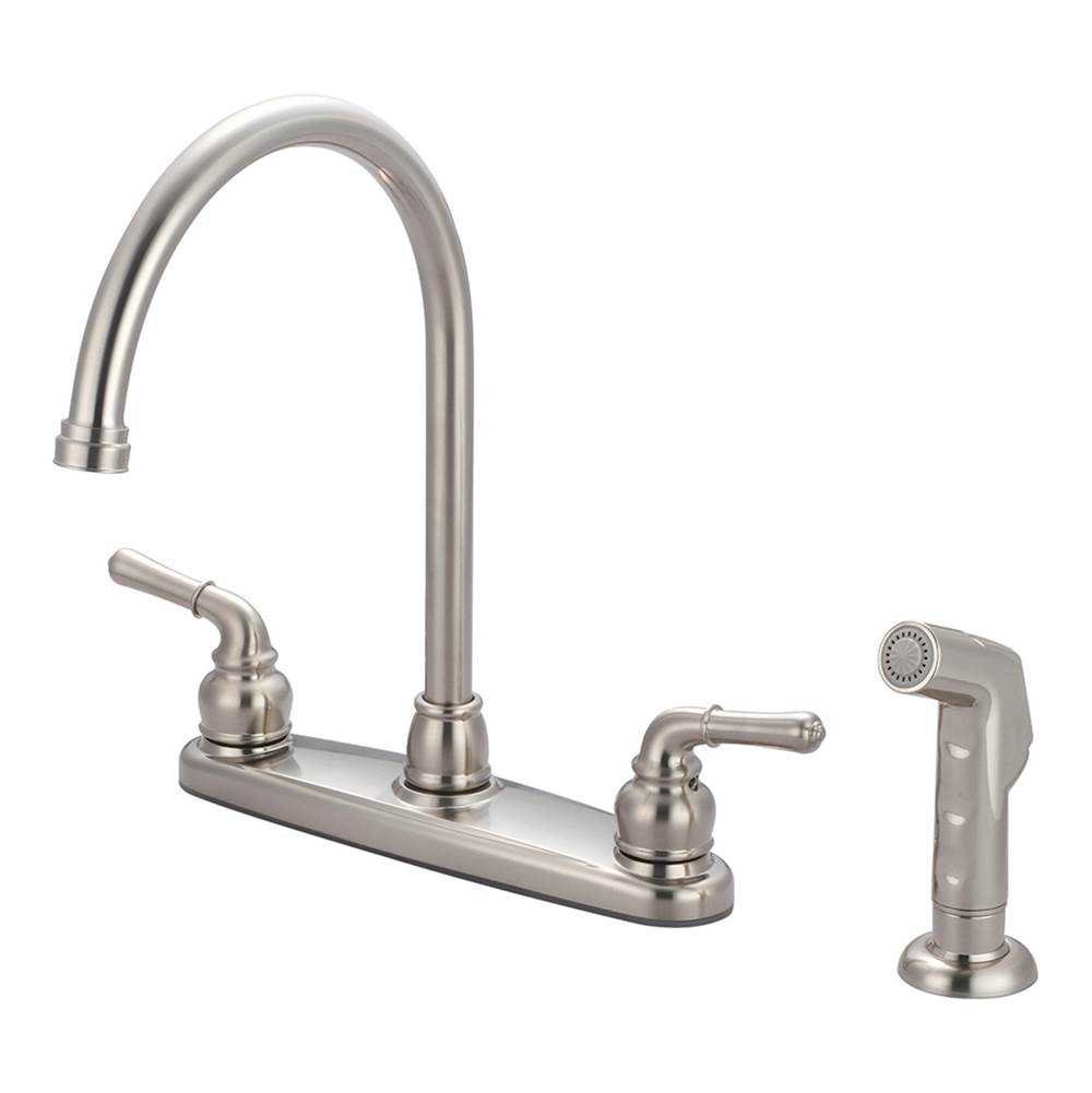Olympia Deck Mount Kitchen Faucets item K-5342-BN