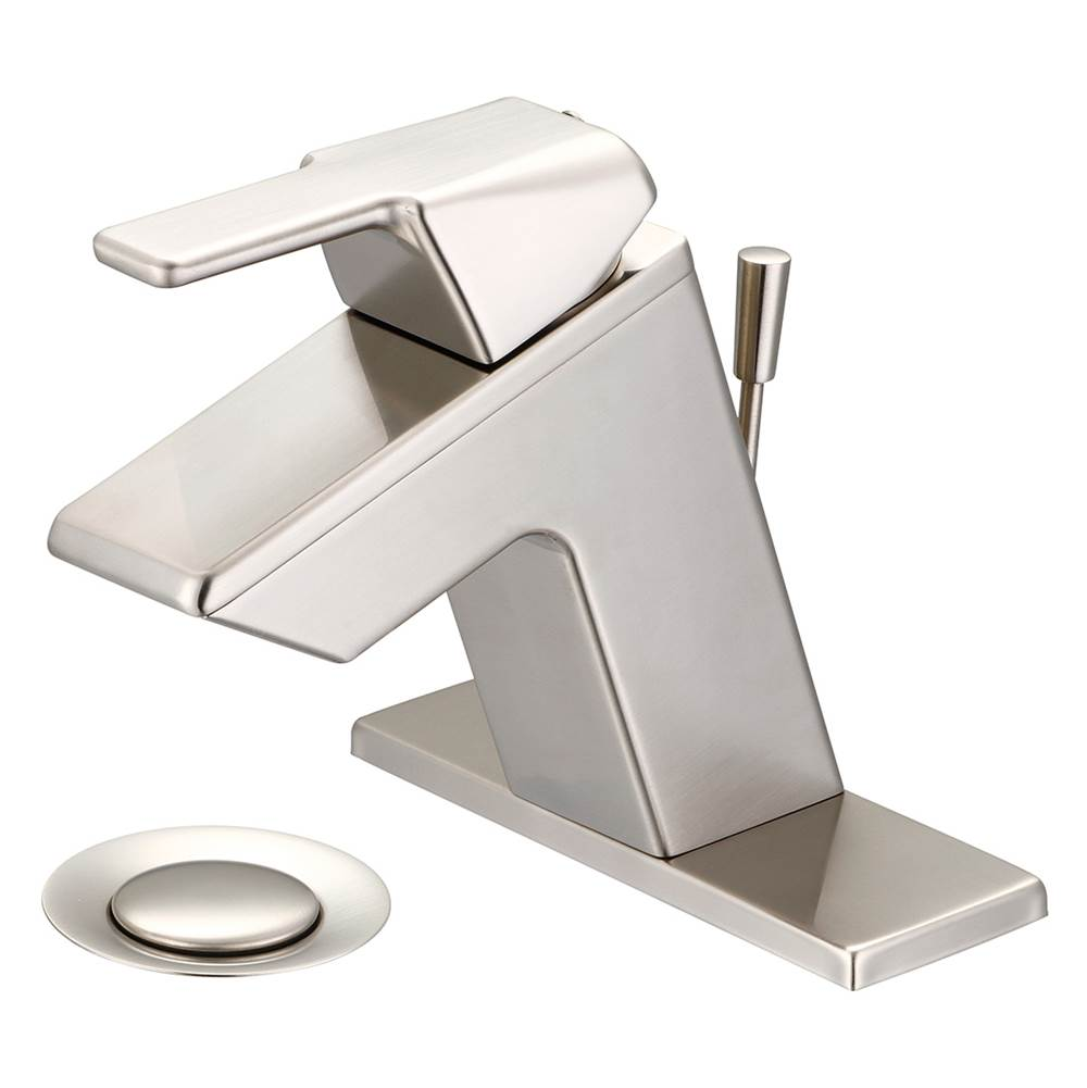 Olympia  Bathroom Sink Faucets item L-6012-WD-BN