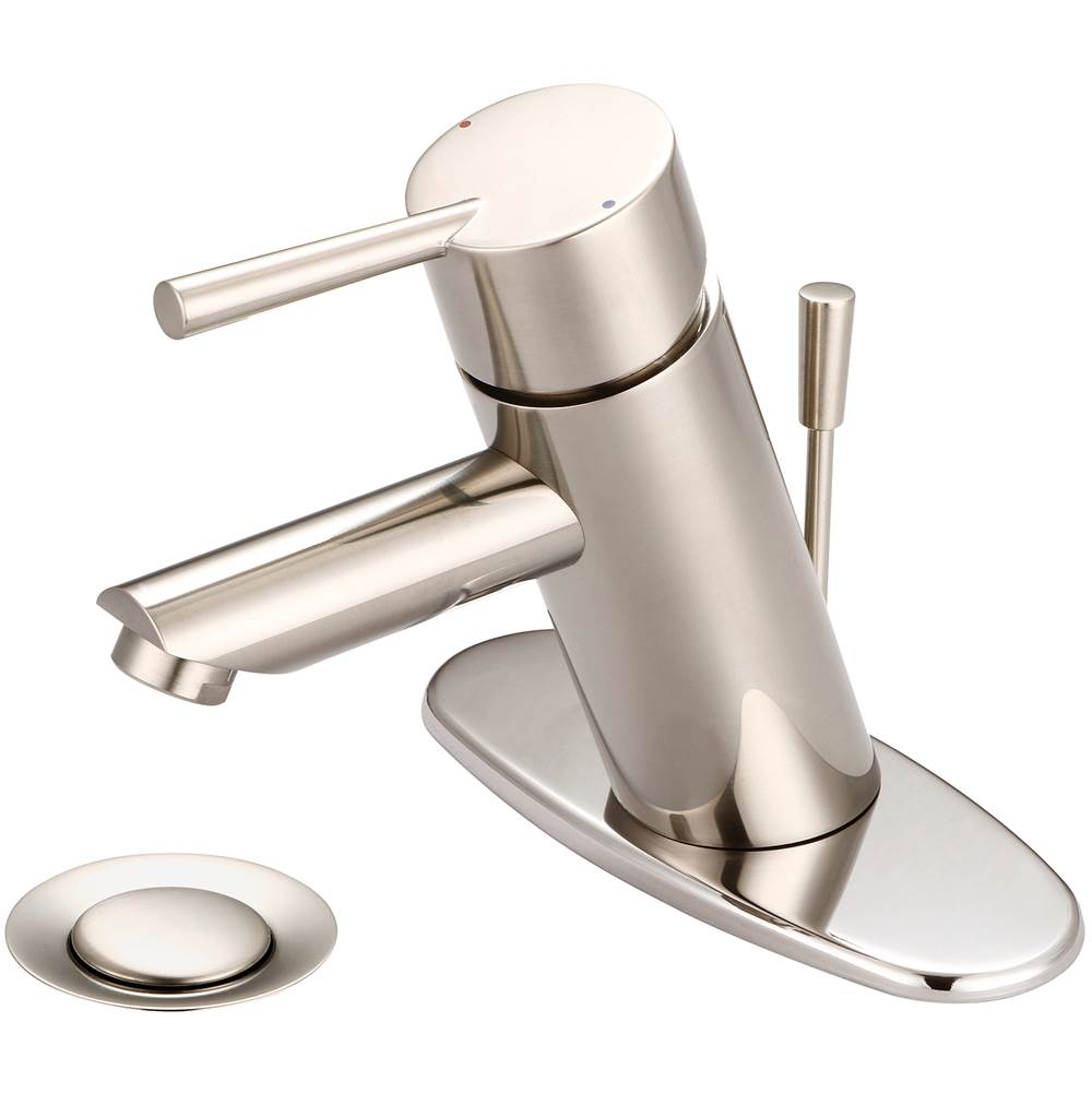 Olympia  Bathroom Sink Faucets item L-6050-WD-BN