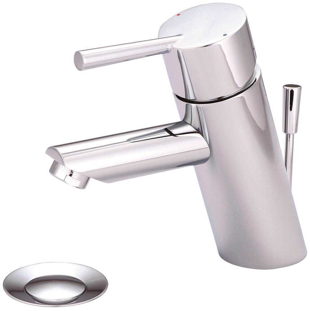 Olympia Single Hole Bathroom Sink Faucets item L-6050B-E1.0