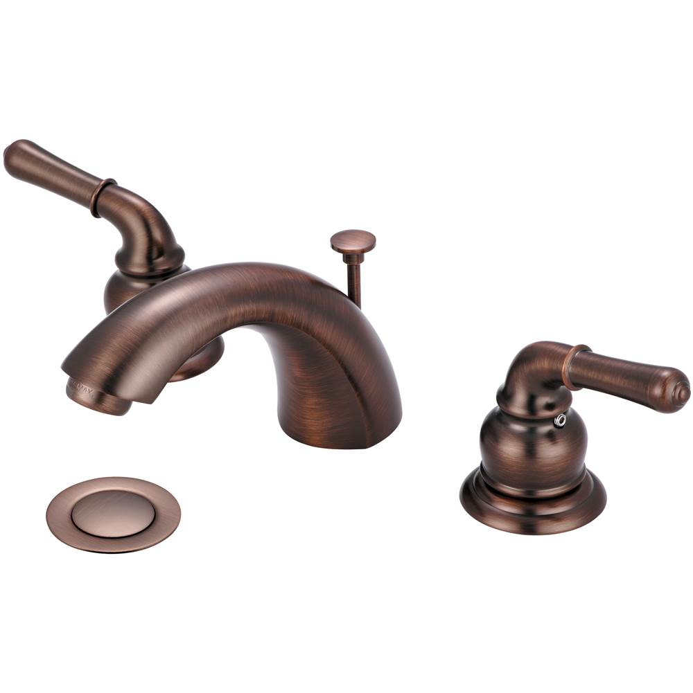 Olympia Widespread Bathroom Sink Faucets item L-7330-ORB