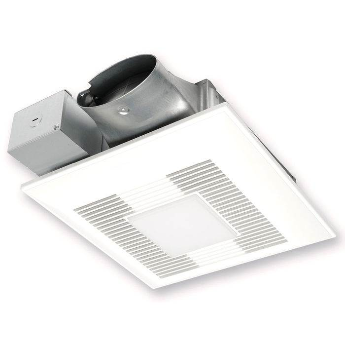 Panasonic Fan Only Bath Exhaust Fans item FV-0810VSSL1