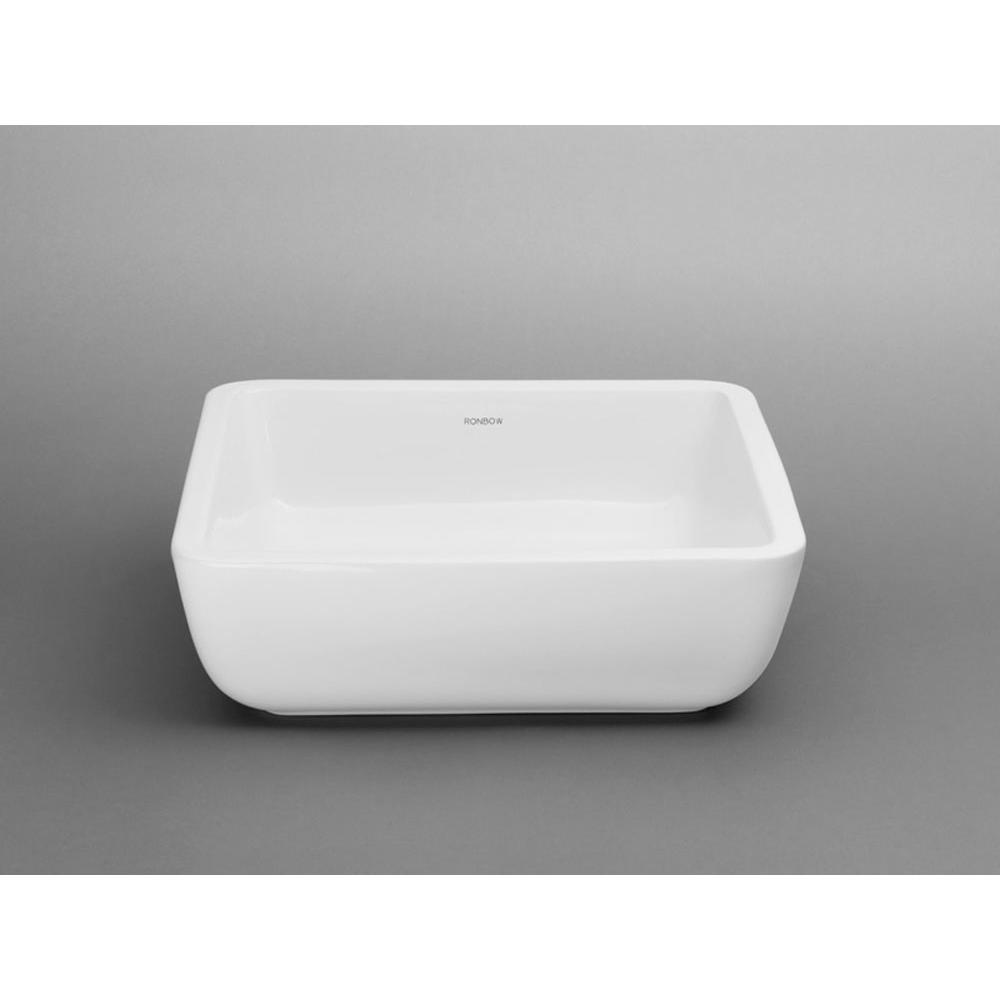 Ronbow Vessel Bathroom Sinks item 200051-WH