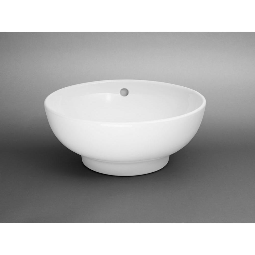 Ronbow Vessel Bathroom Sinks item 200102-WH
