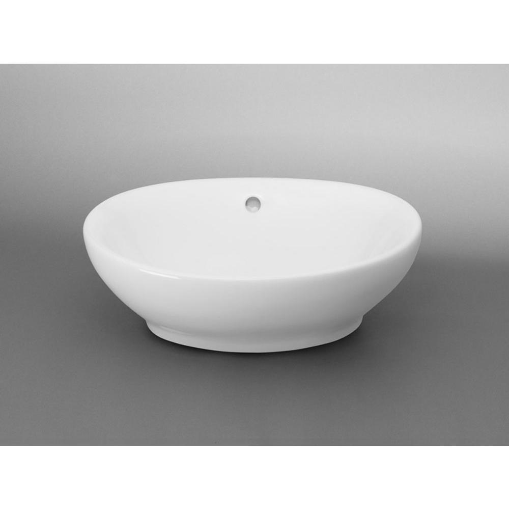 Ronbow Vessel Bathroom Sinks item 200104-WH