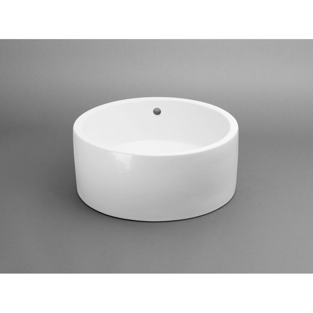 Ronbow Vessel Bathroom Sinks item 200108-WH
