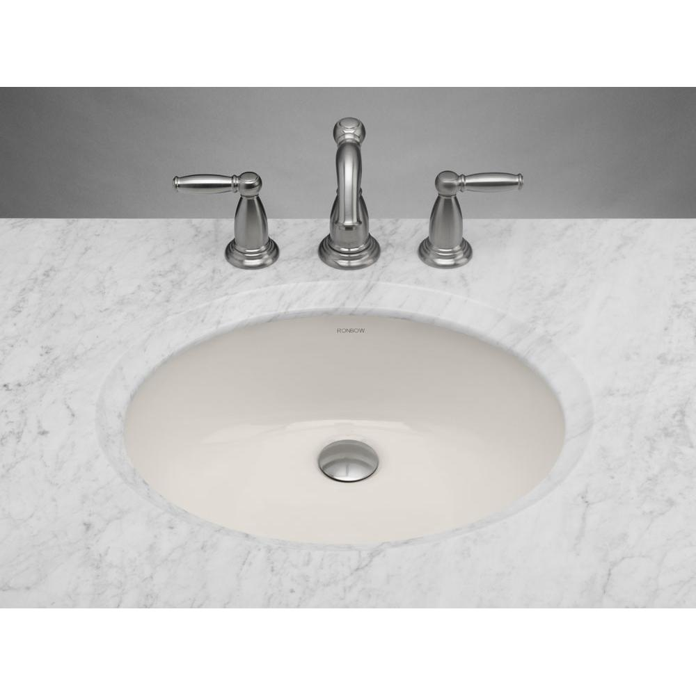 Ronbow Undermount Bathroom Sinks item 200513-BI