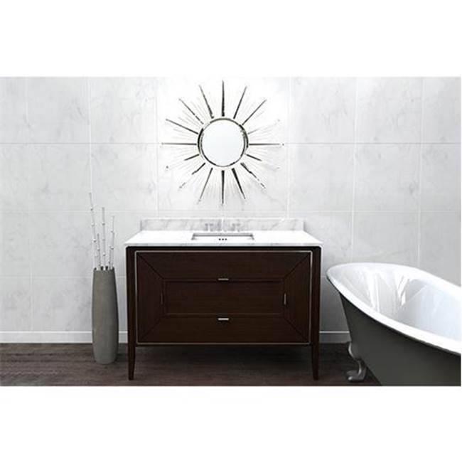 Ronbow Undermount Bathroom Sinks item 200561-WH