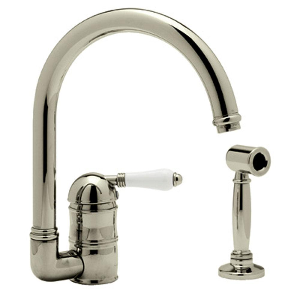 Rohl Kitchen Faucets Deck Mount | Kitchens and Baths by Briggs ...