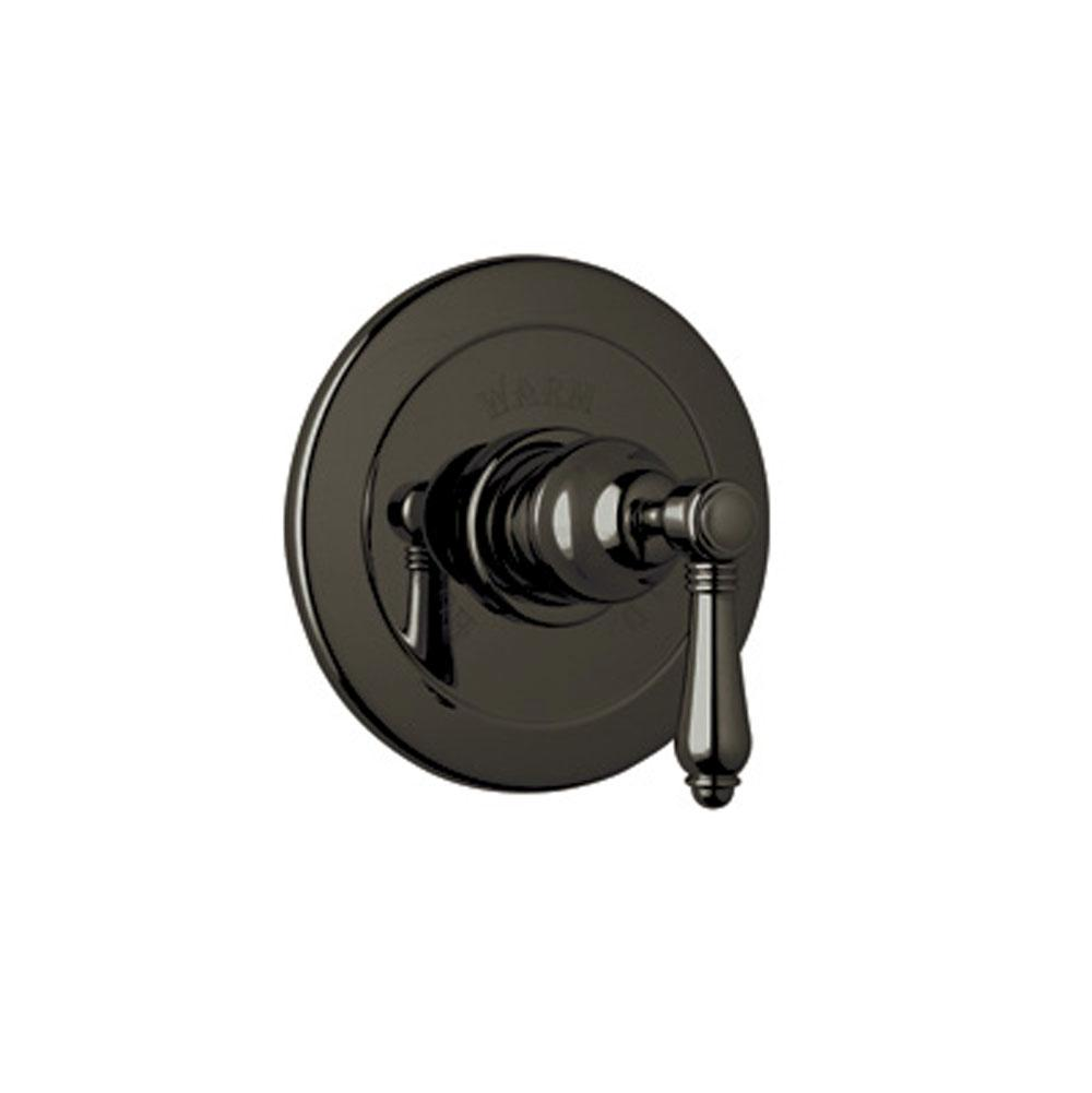 Rohl Bathroom Shower Faucet Trims Black | Kitchens and Baths by ...
