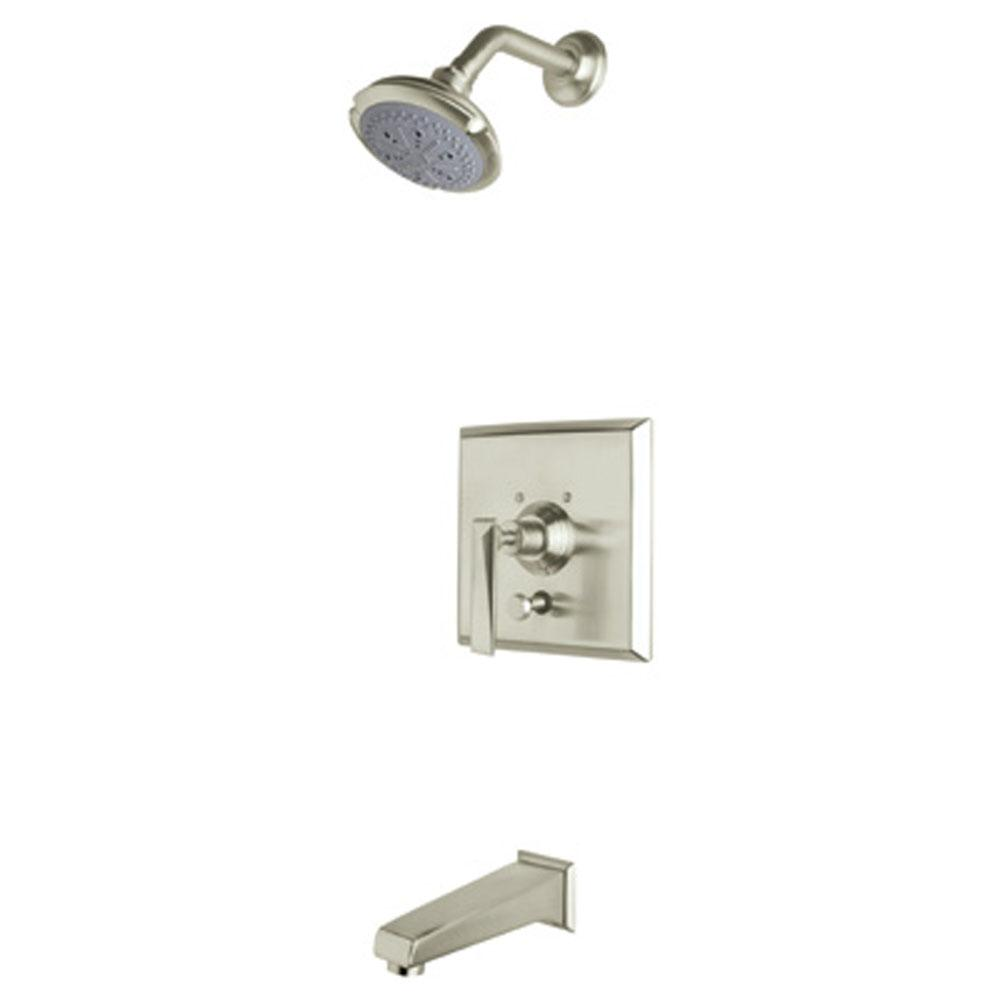 Rohl  Tub And Shower Faucets item AKIT12LVSTN