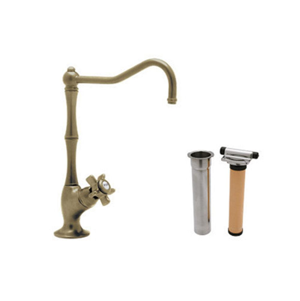 Rohl Deck Mount Kitchen Faucets item AKIT1435XTCB-2