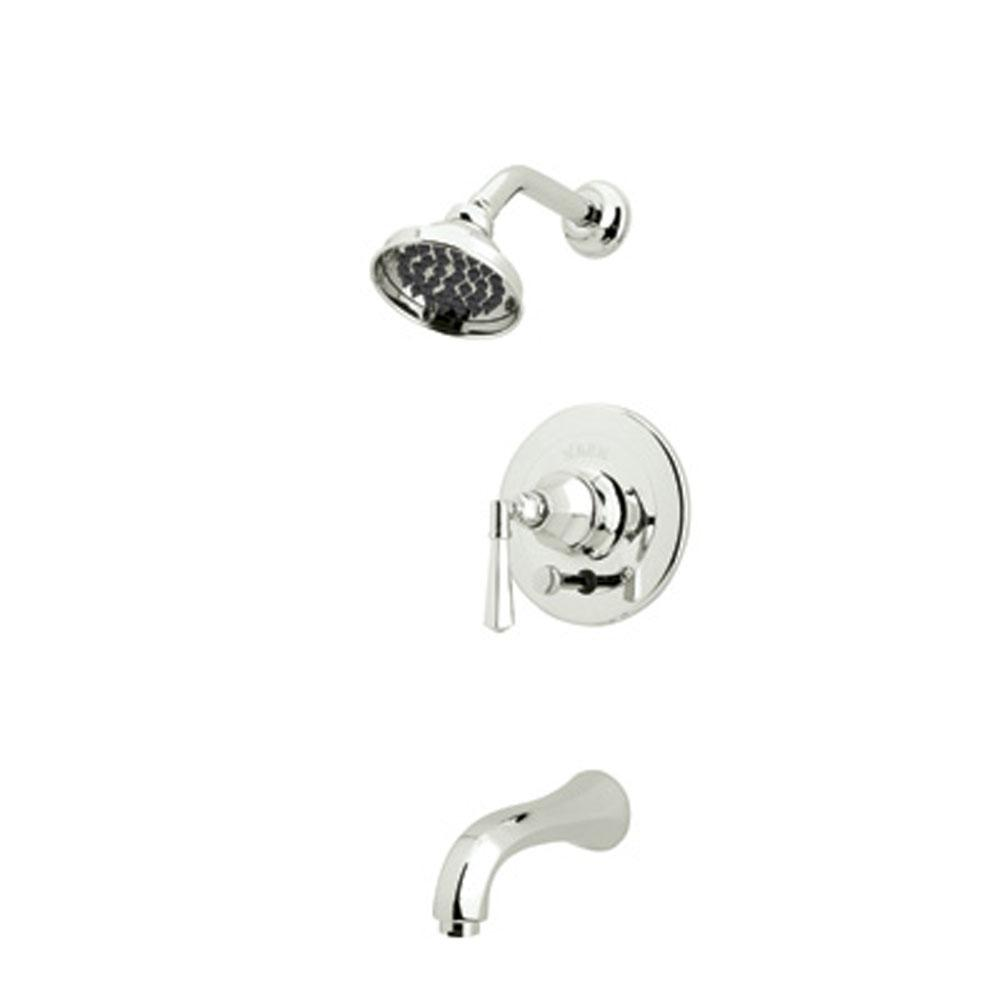 Rohl  Tub And Shower Faucets item AKIT93LM-PN