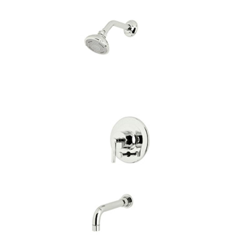 Rohl  Tub And Shower Faucets item LOKIT21LM-PN