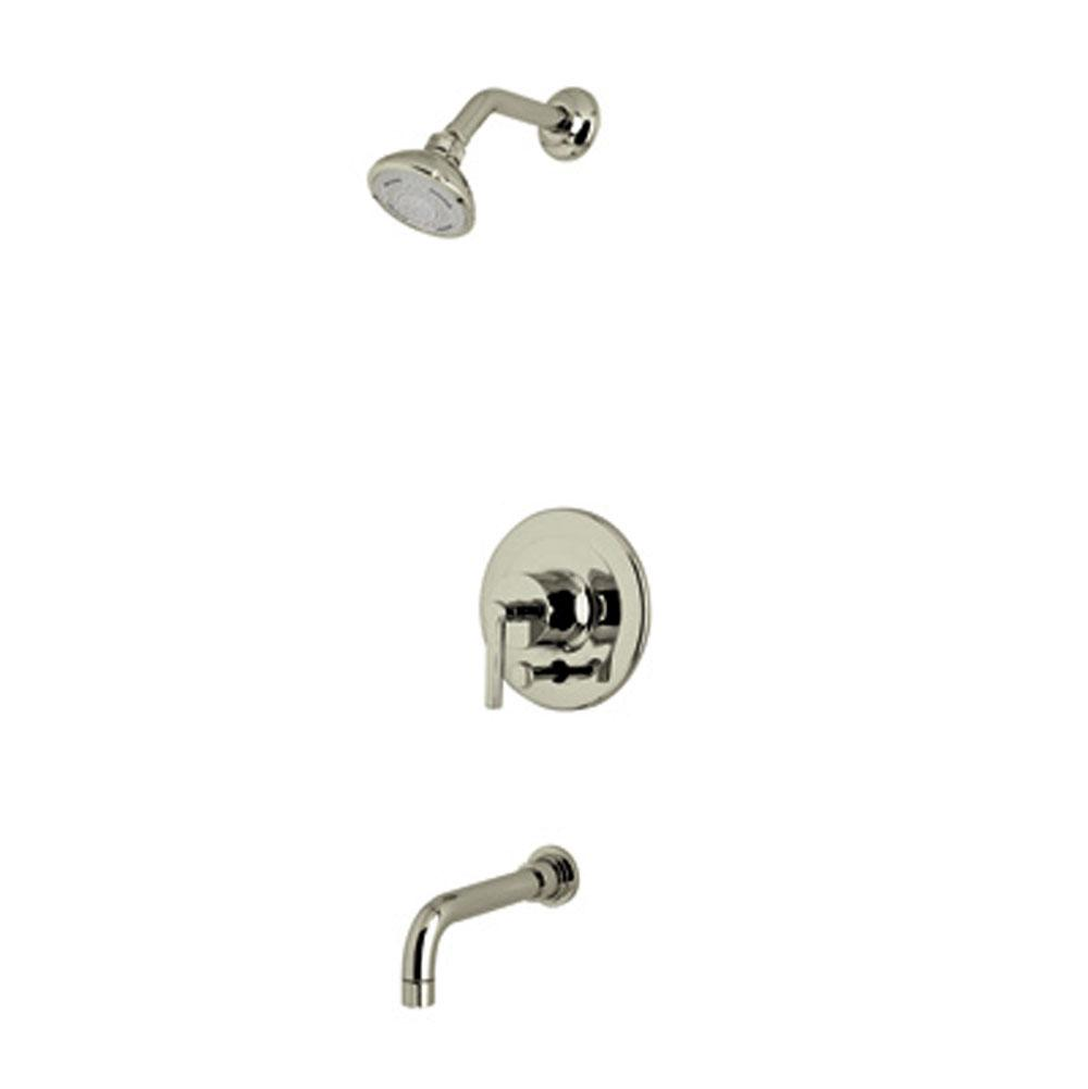 Rohl  Tub And Shower Faucets item LOKIT21LM-STN